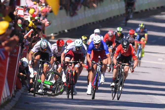 《ツール・ド・フランス》第4ステージ