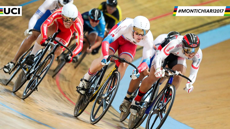 2017 UCIジュニア・トラック・サイクリング世界選手権 2日目