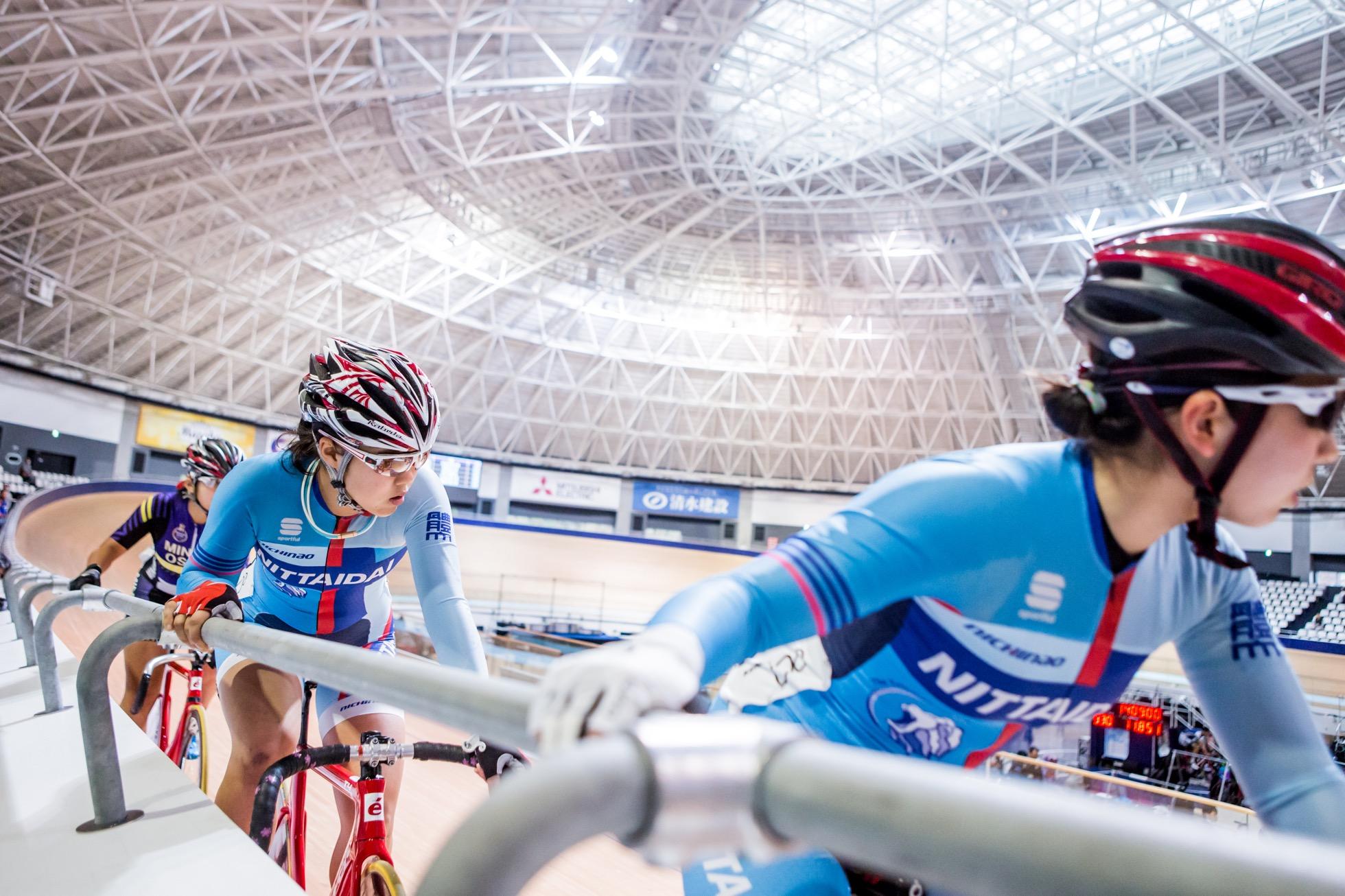 2017全日本自転車競技選手権大会オムニアム/マスターズ