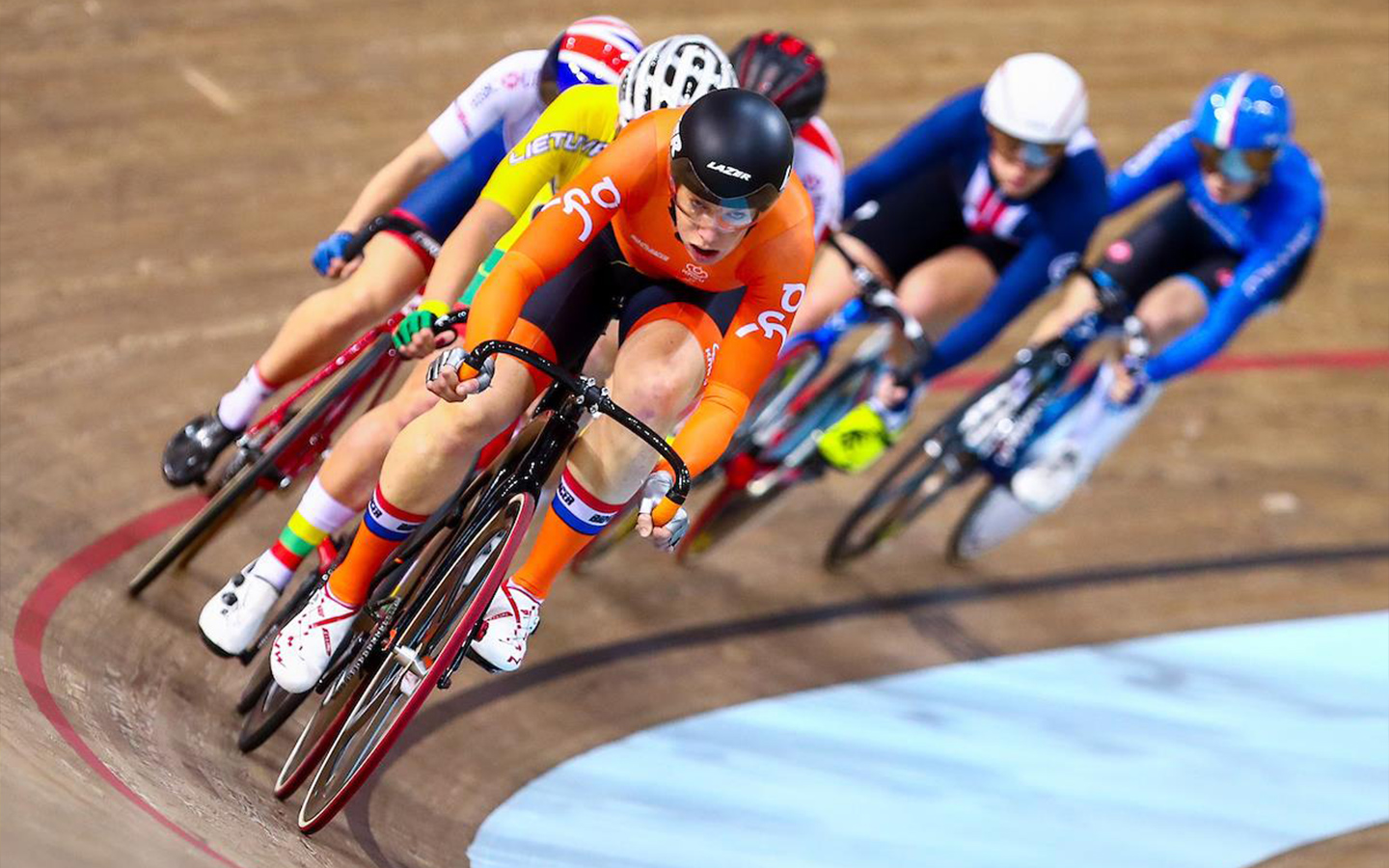 Tissot UCI Track Cycling World Cup Minsk
