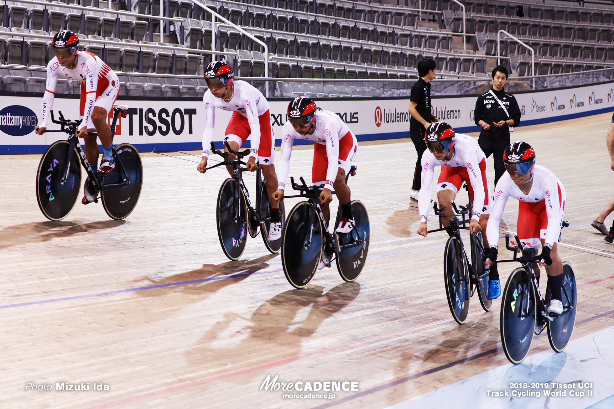 2018-2019 Tissot UCI Track Cycling World Cup II