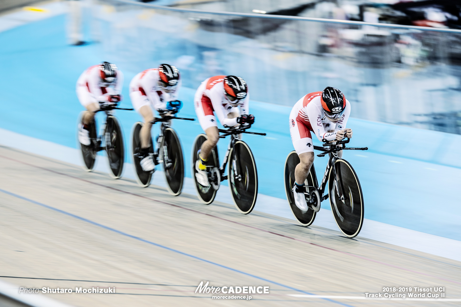 2018-2019 Tissot UCI Track Cycling World Cup II Women's Team Pursuit
