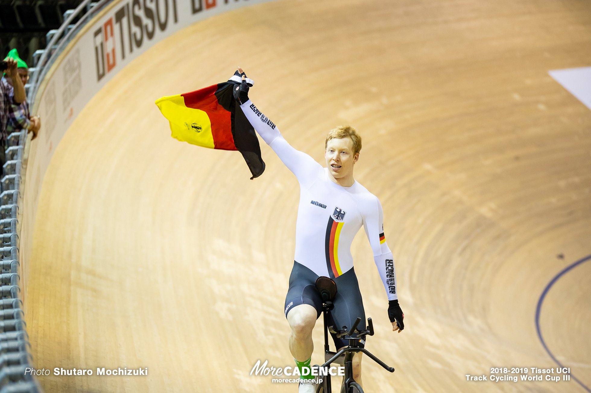 Men's 1kmTT/2018-2019 Track Cycling World Cup III Berlin