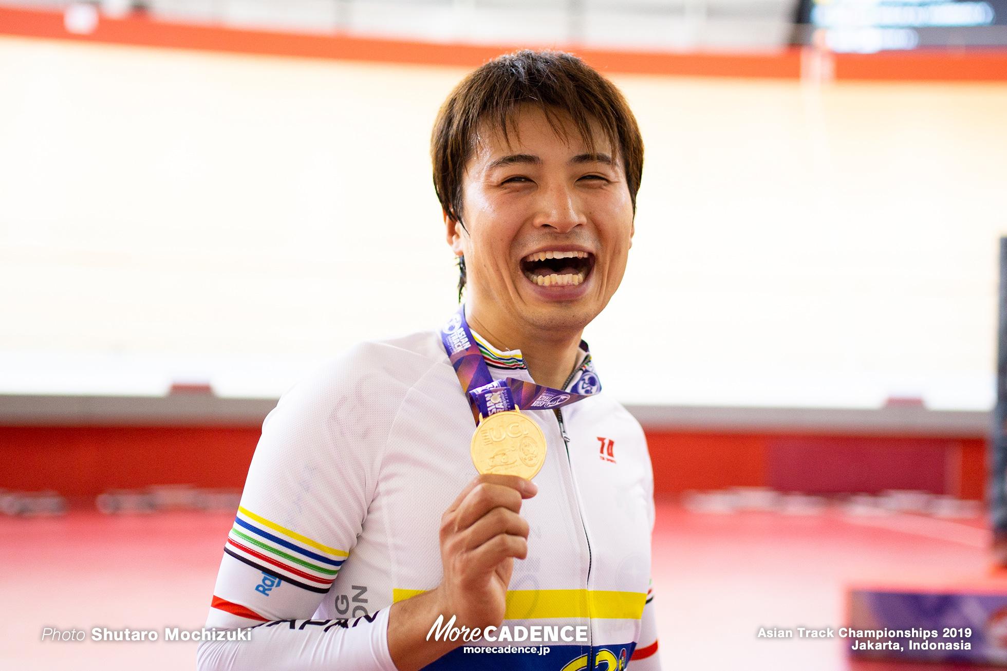 橋本英也 / Men's Elite Omnium / Asian Championships Track 2019 Jakarta