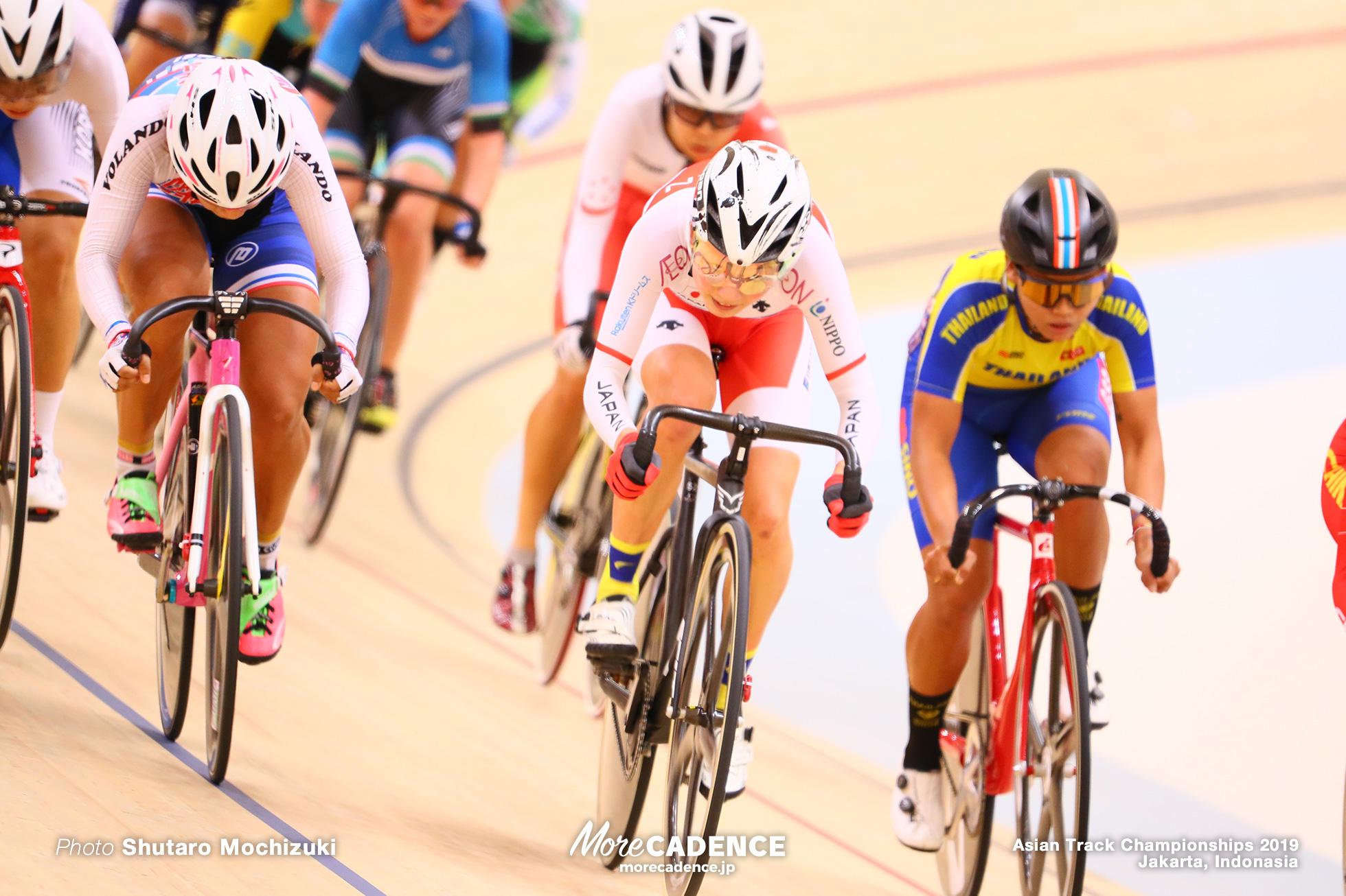 Women's Point Race / Asian Championships Track 2019 Jakarta