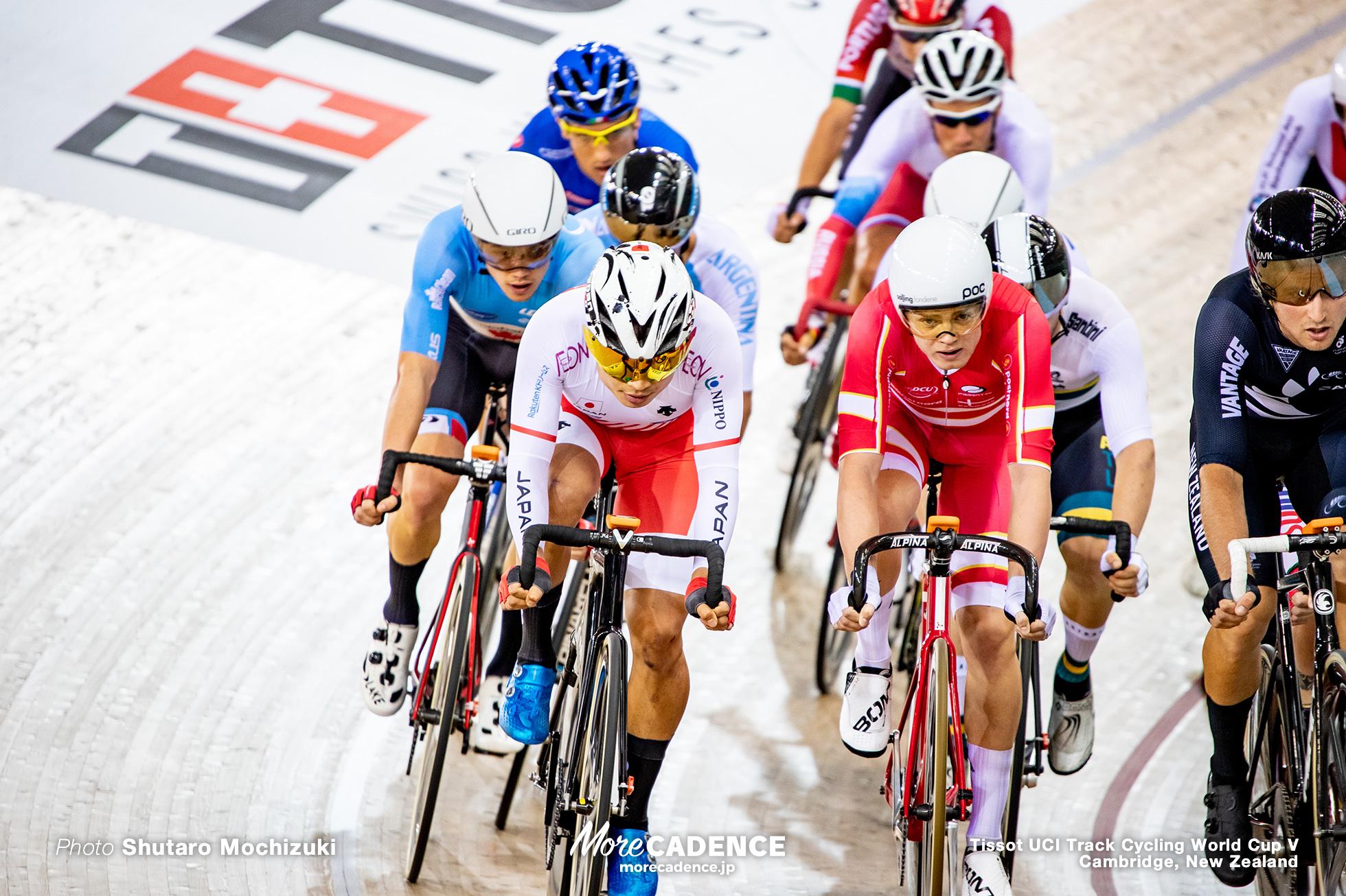 Elimination / Women's Omnium / Track Cycling World Cup V / Cambridge, New Zealand