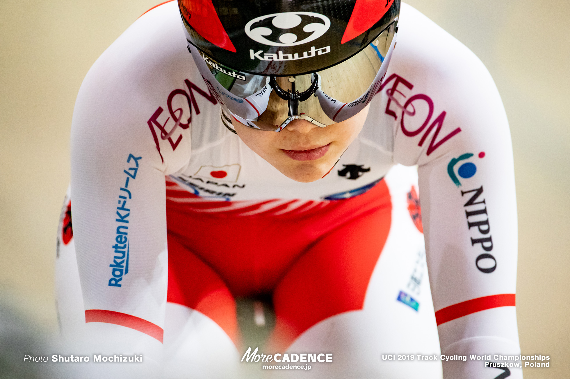 Women's Sprint Qualifying / 2019 Track Cycling World Championships Pruszków, Poland