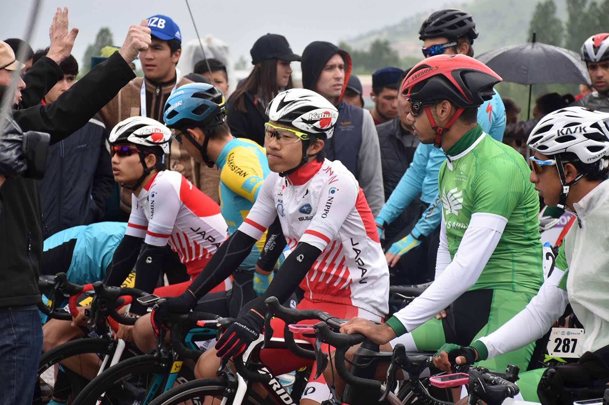 アジア選手権ロードレース 男子U23個人ロードレース