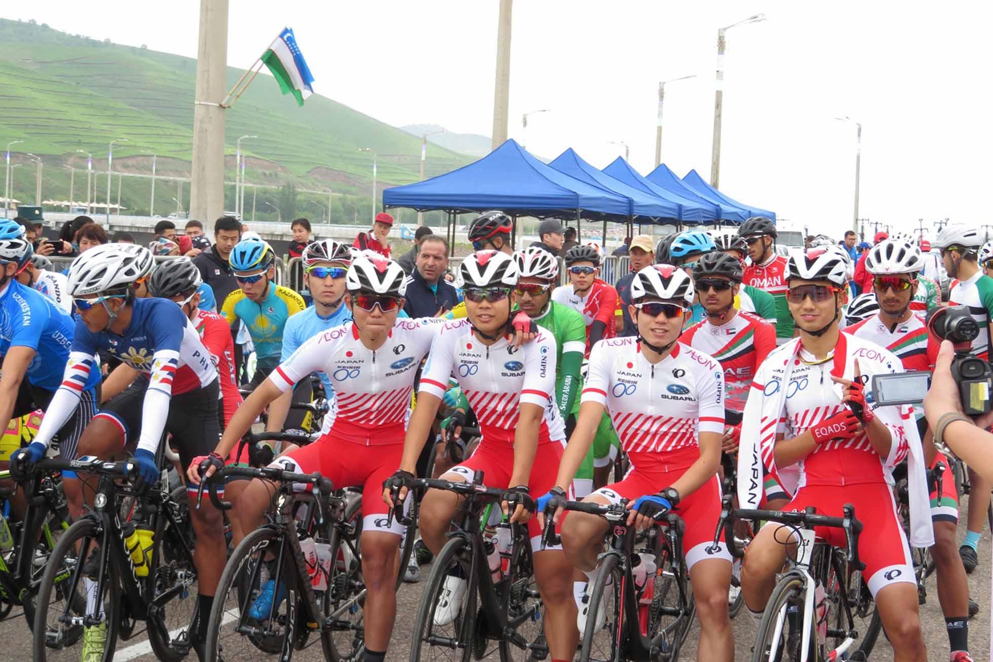 アジアロード選手権ジュニア