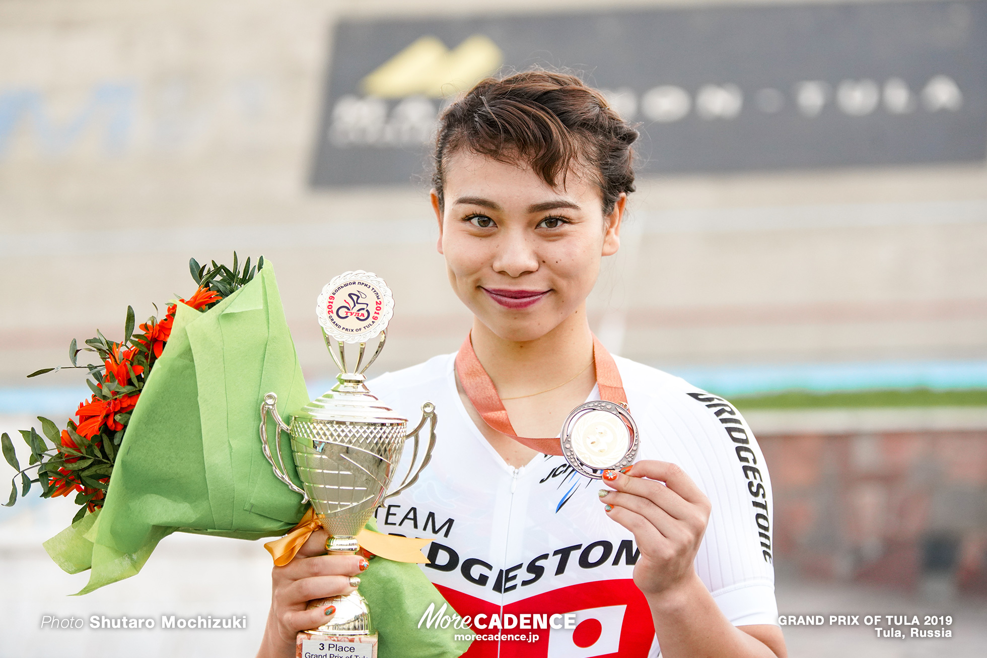 Women's Keirin Final / GRAND PRIX OF TULA 2019