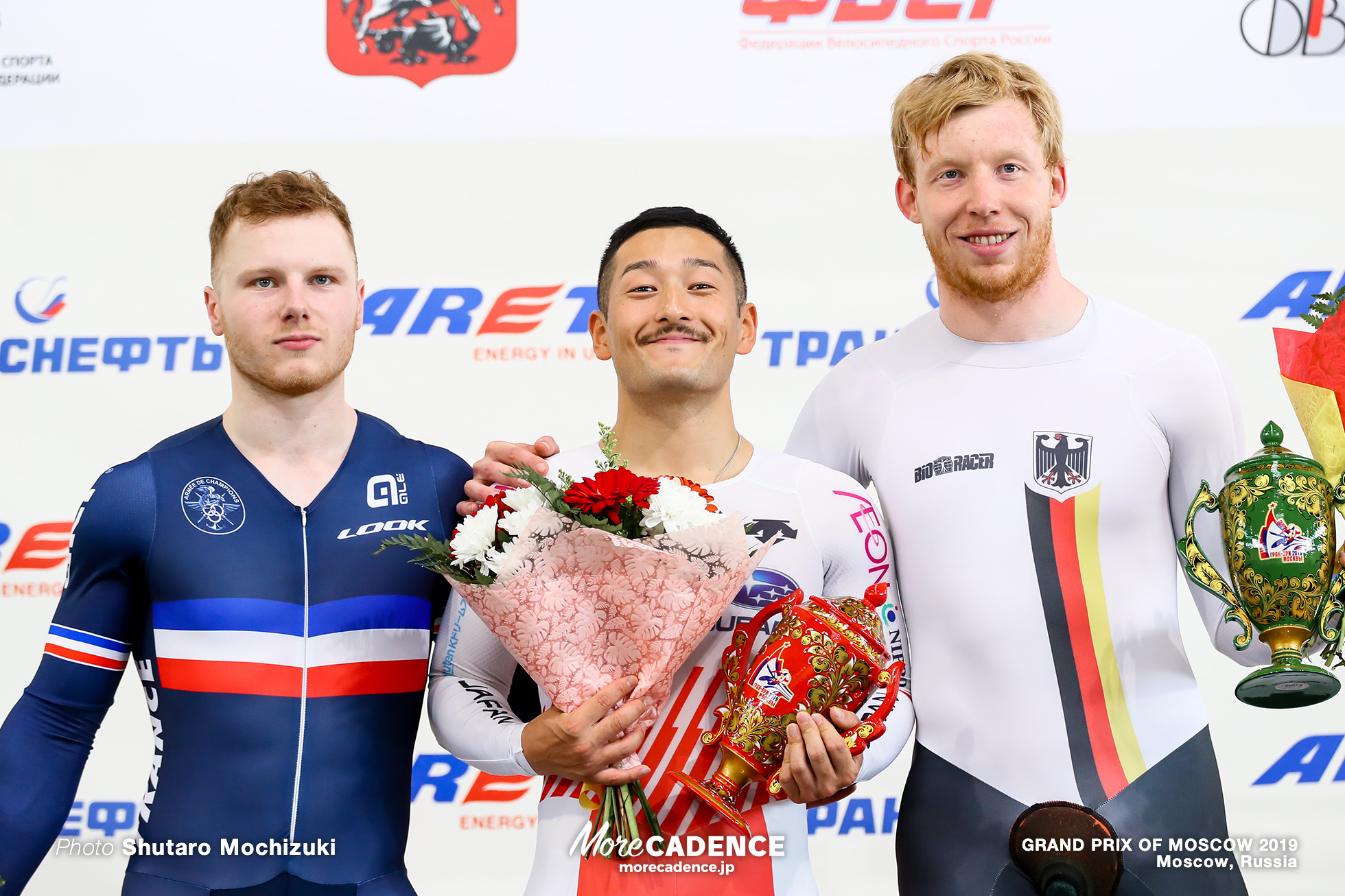 Final / Men's Keirin / GRAND PRIX OF MOSCOW 2019