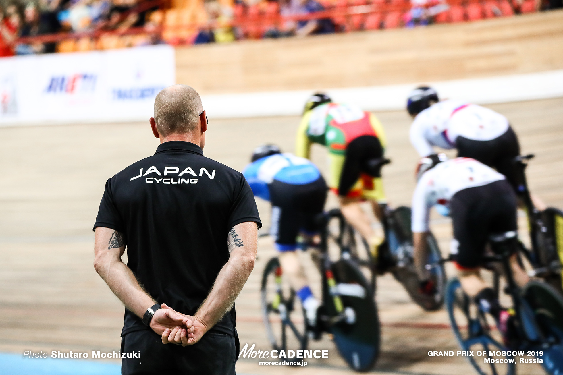 1st Round / Women's Keirin / GRAND PRIX OF MOSCOW 2019