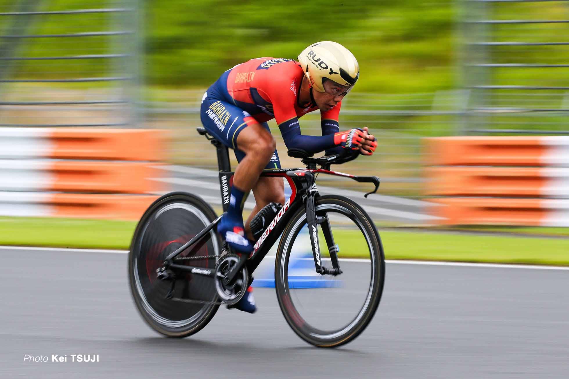 新城幸也 全日本自転車選手権
