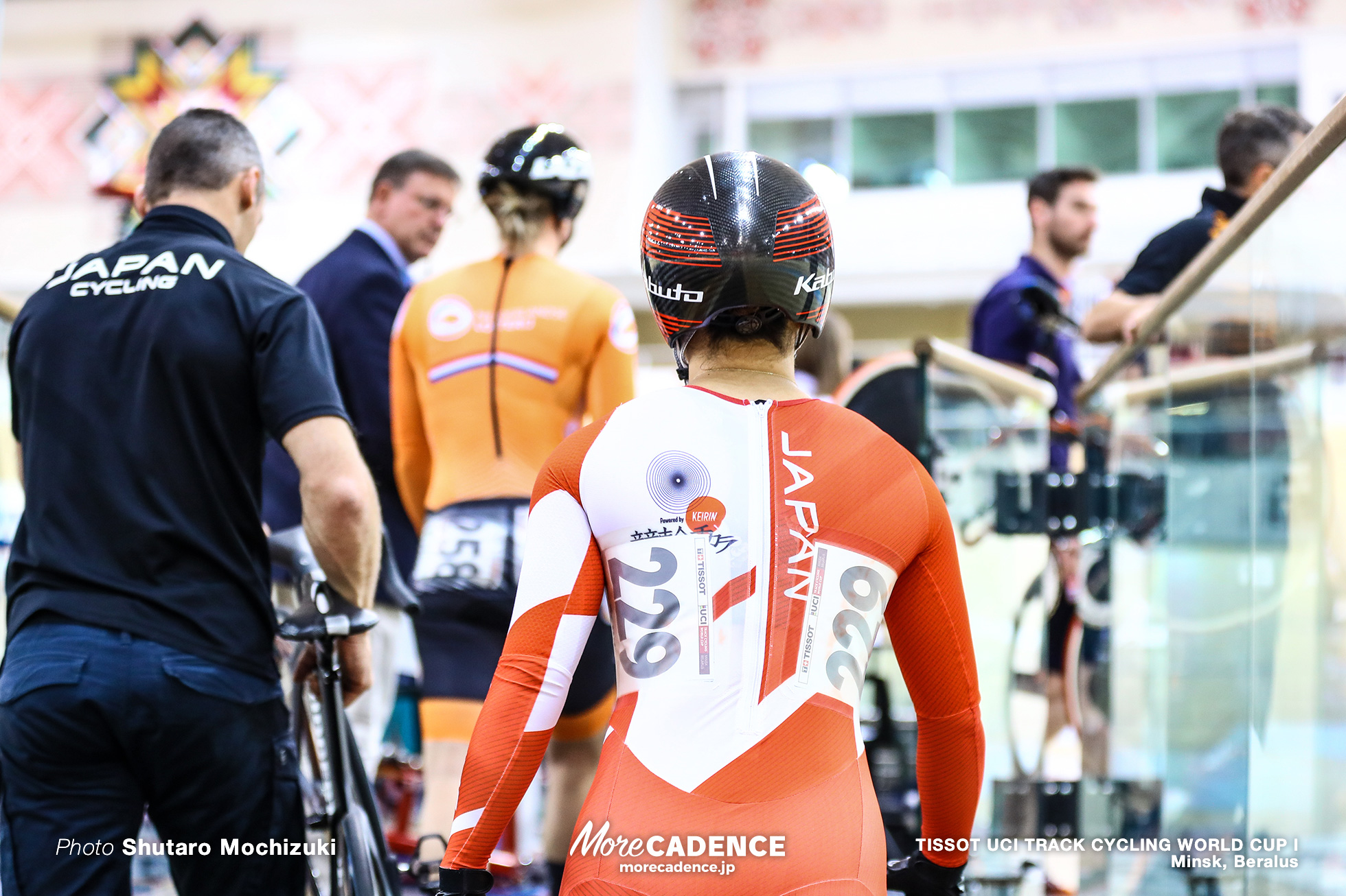 1/16 Finals / Women's Sprint / TISSOT UCI TRACK CYCLING WORLD CUP I, Minsk, Beralus