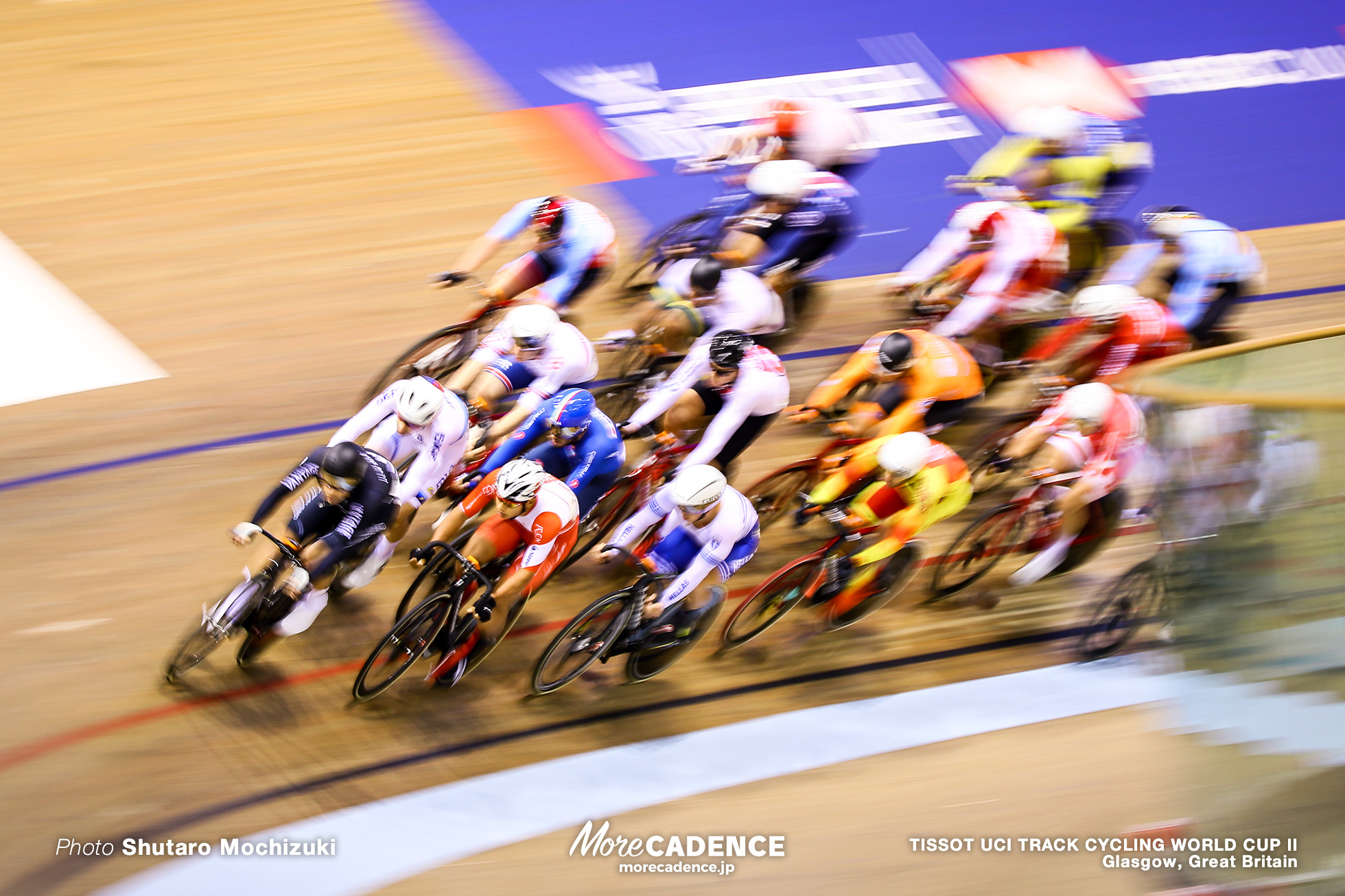 Elimination / Men's Omnium / TISSOT UCI TRACK CYCLING WORLD CUP II, Glasgow, Great Britain