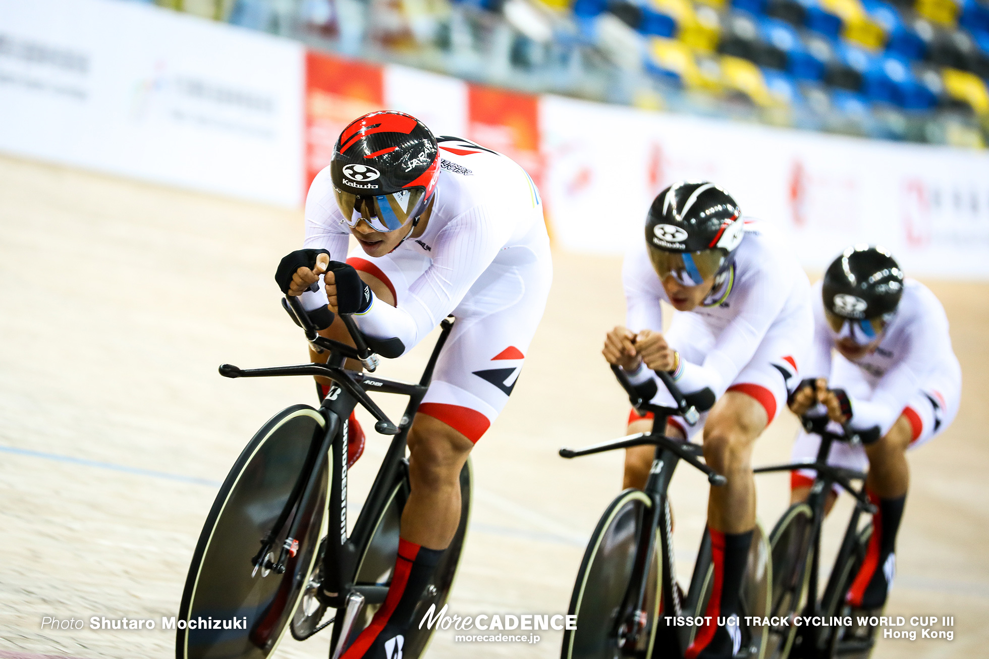 Men's Team Pursuit / TISSOT UCI TRACK CYCLING WORLD CUP III, Hong Kong, 沢田桂太郎 窪木一茂 今村駿介 近谷涼