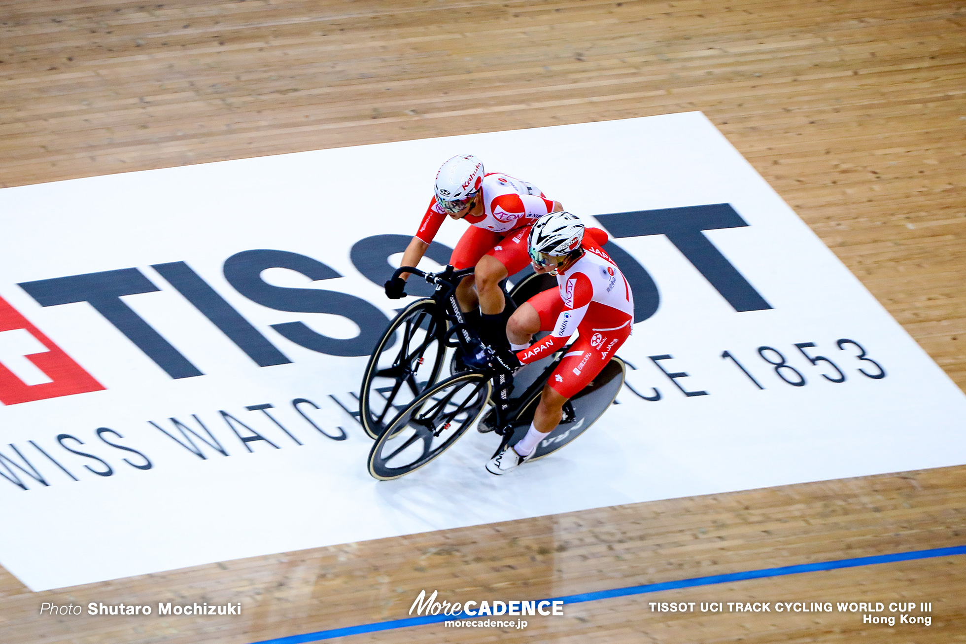 Women's Madison / TISSOT UCI TRACK CYCLING WORLD CUP III, Hong Kong