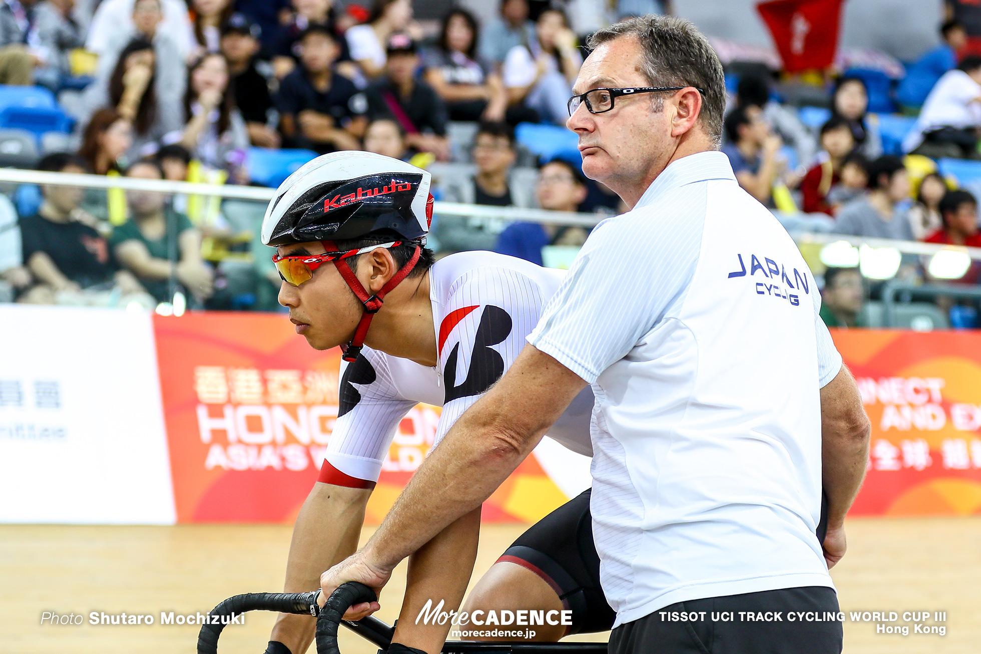 Men's Madison / TISSOT UCI TRACK CYCLING WORLD CUP III, Hong Kong, 今村駿介 クレイグ・グリフィン
