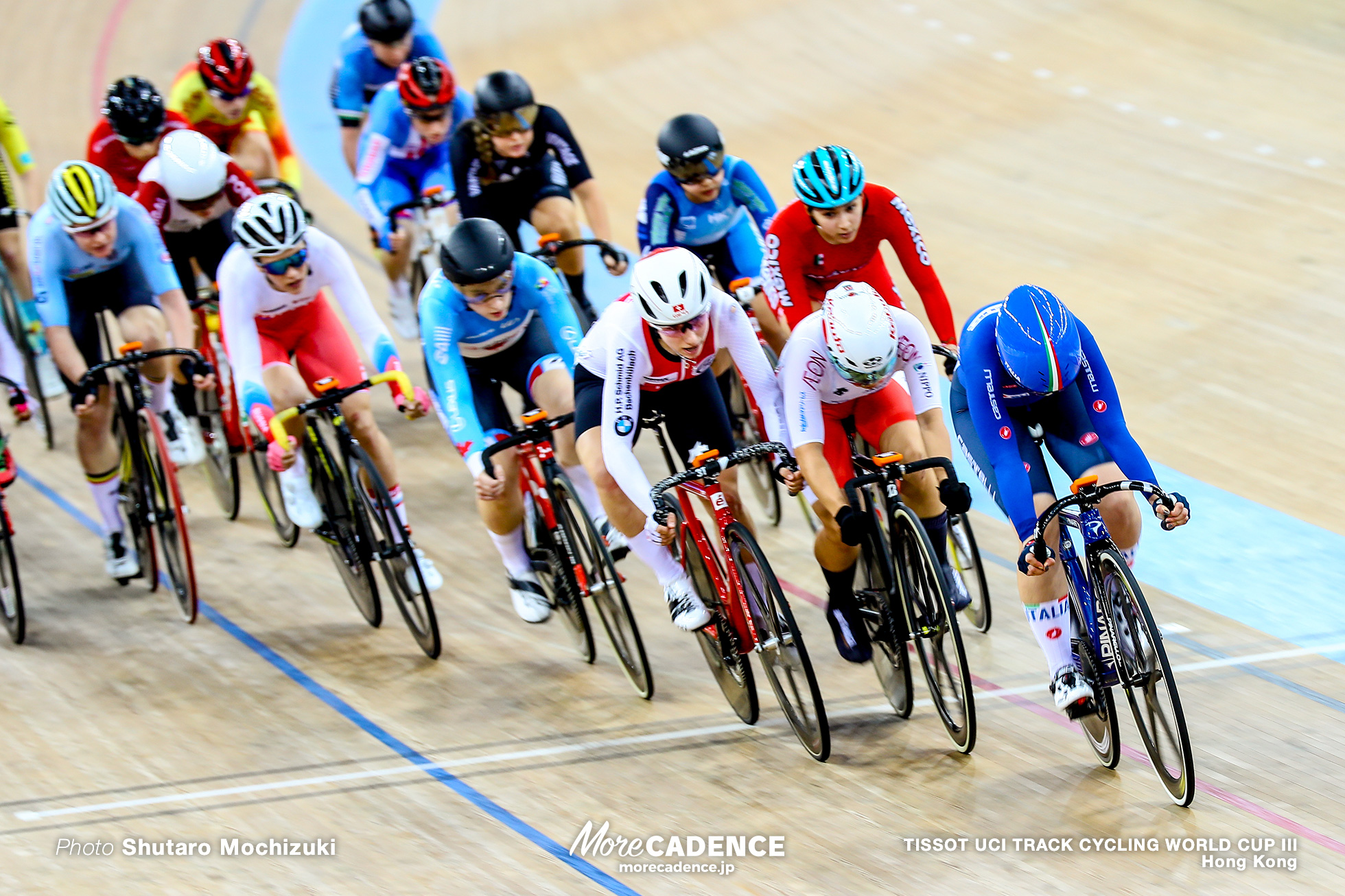 Elimination / Women's Omnium / TISSOT UCI TRACK CYCLING WORLD CUP III, Hong Kong